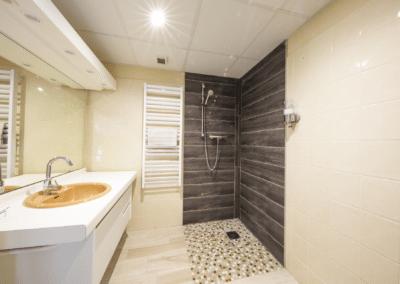 salle de bain dépendance